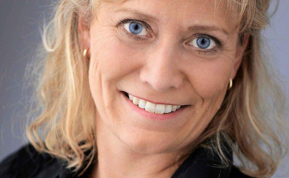 Ulla Thorbjørn Hansen har stadig kontakt til den skolekammerat, som udløste en ændring i hendes barnlige sind, efter de to havde været i slagsmål i skolen. – Privatfoto.