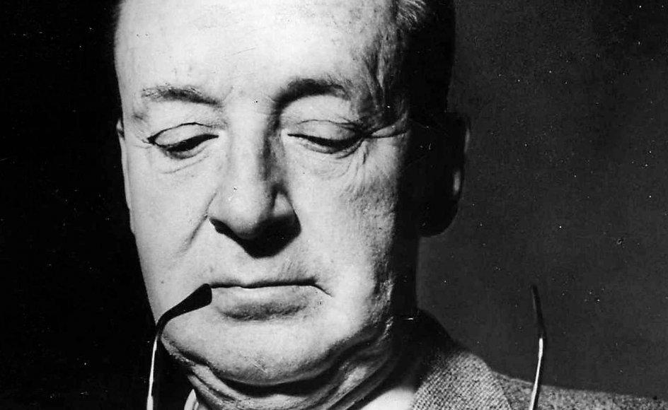 """I Vladimir Nabokovs (1899-1977) """"Latter i mørket"""" er der faktisk forfærdeligt meget at grine af, mener anmelderen. – Foto: Ritzau Scanpix."""
