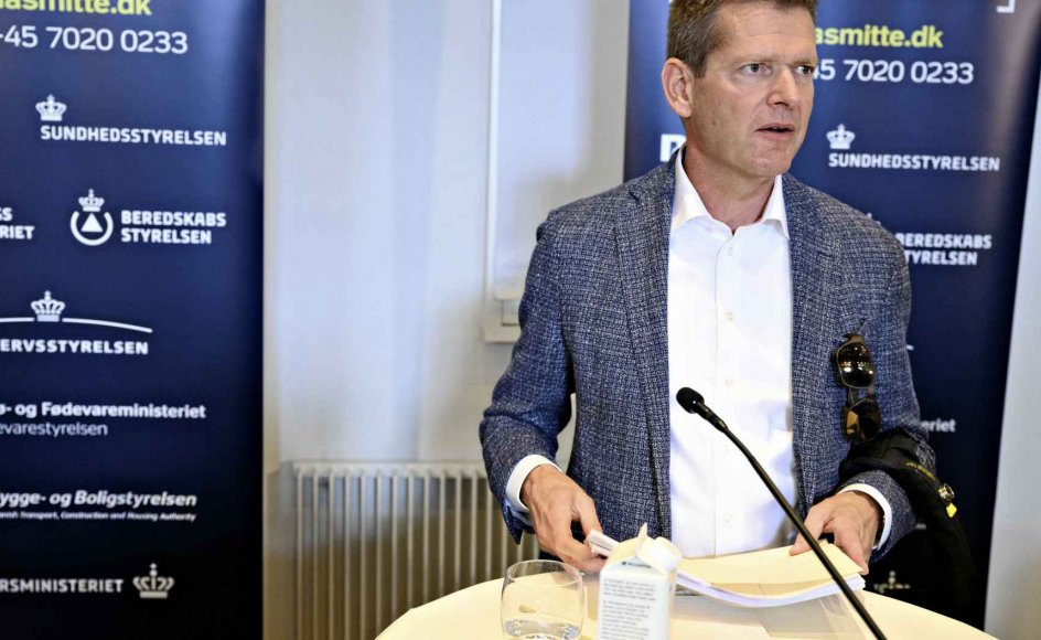 Søren Brostrøm bør som andre centrale personer lære af sine fejltagelser, skriver Morten Thomsen Højsgaard. – Foto:  Philip Davali/Ritzau Scanpix.