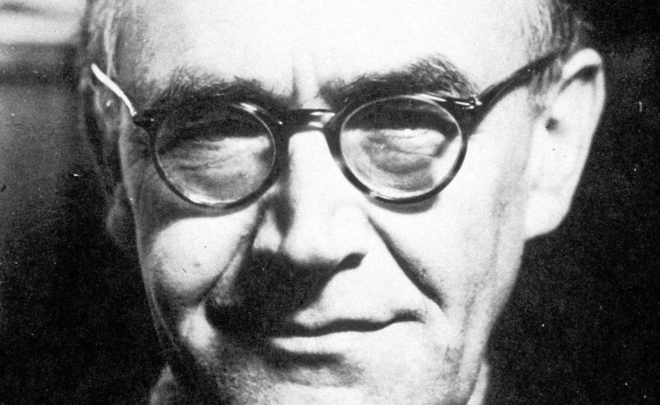 Karl Barth er den mest kendte teolog blandt ophavsmændene til Barmenerklæringen, der imødegik nazificeringen af de protestantiske kirker i Tyskland i 1930'erne. – Arkivfoto: Ritzau Scanpix.