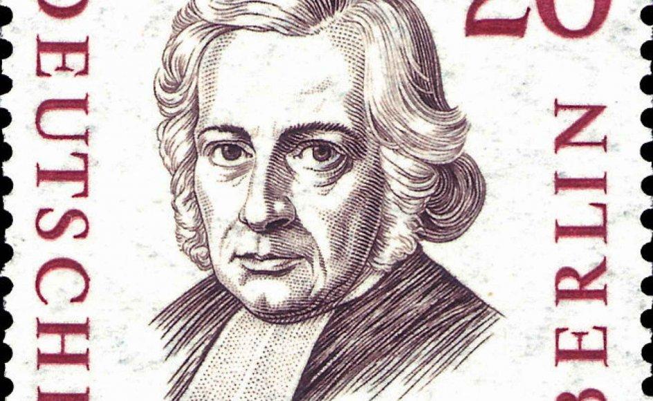 Den tyske teolog Friedrich Schleiermacher har spillet en stor rolle i europæisk teologi, og den danske folkekirke har for eksempel fået sit navn via hans tænkning om folk og kirke. – Foto: Wikicommons.