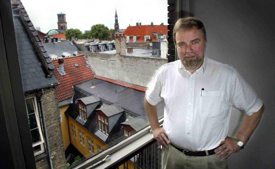 Teolog Hans Raun Iversen.