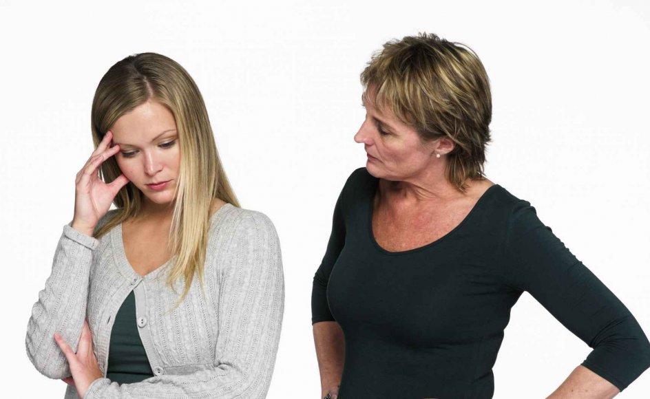 En stridbar svigerinde kan ødelægge forholdet mellem søskende. Andre mennesker er svære at lave om på, og måske er det bedre at begrænse samværet