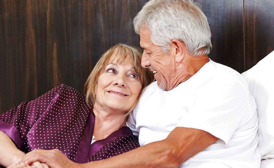 Tabuer og fordomme om seniorers sexliv skal nedbrydes