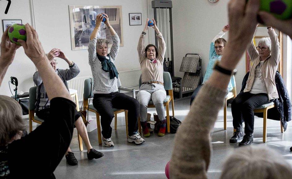 Demensbyen Bryghuset i Svendborg blev indviet i november 2016 og har plads til 225 beboere, som på længere sigt udelukkende vil være demente. Det er bare ét af en lang række demensby-initiativer rundtom i landet.