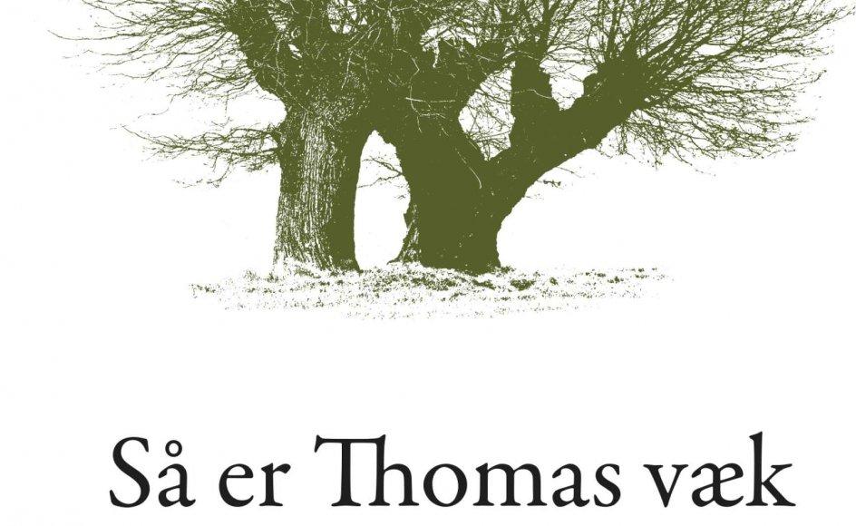 """""""Træerne vokser ikke ind i himlen./ Men de vokser ud i luften, som vi ånder/ og ned i jorden til de døde/ som vi savner. Og det er alt nok."""""""