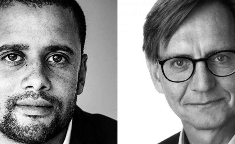 Skal blasfemiparagraffen afskaffes? Ja, mener jurist Jacob Mchangama. Nej mener Kristeligt Dagblads chefredaktør Erik Bjerager.