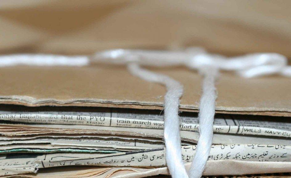 De falske nyheder kom til verden samtidig med de sande i den forstand, at da Johann Gutenberg opfandt trykpressen i 1439, var mulighederne for at bekræfte det trykte sjældent til stede.