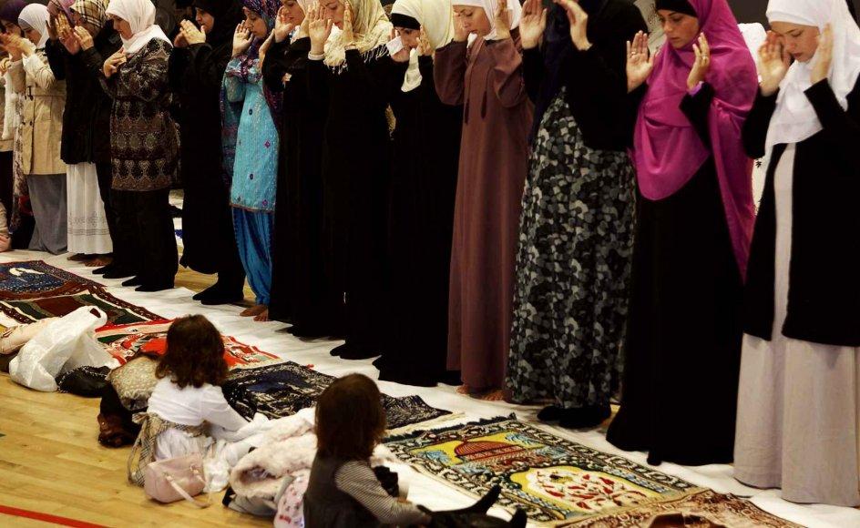 """""""Seksualitet og køn har igennem længere tid været en lakmustest i forhold til muslimernes tradition, og de spørgsmål har nu spredt sig til alle trossamfund,"""" siger Brian Arly Jacobsen, lektor ved Københavns Universitet med religion og politik som forskningsområde. Arkivfoto."""