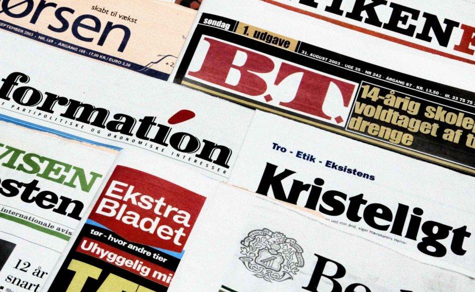 Kristeligt Dagblad springer aprilsnarren over i år – chefredaktør Erik Bjerager forklarer i dagens leder hvorfor – og generelt bestræber de etablerede massemedier i Danmark og andre vesteuropæiske lande sig på at komme falske nyheder, på engelsk fake news, til livs.