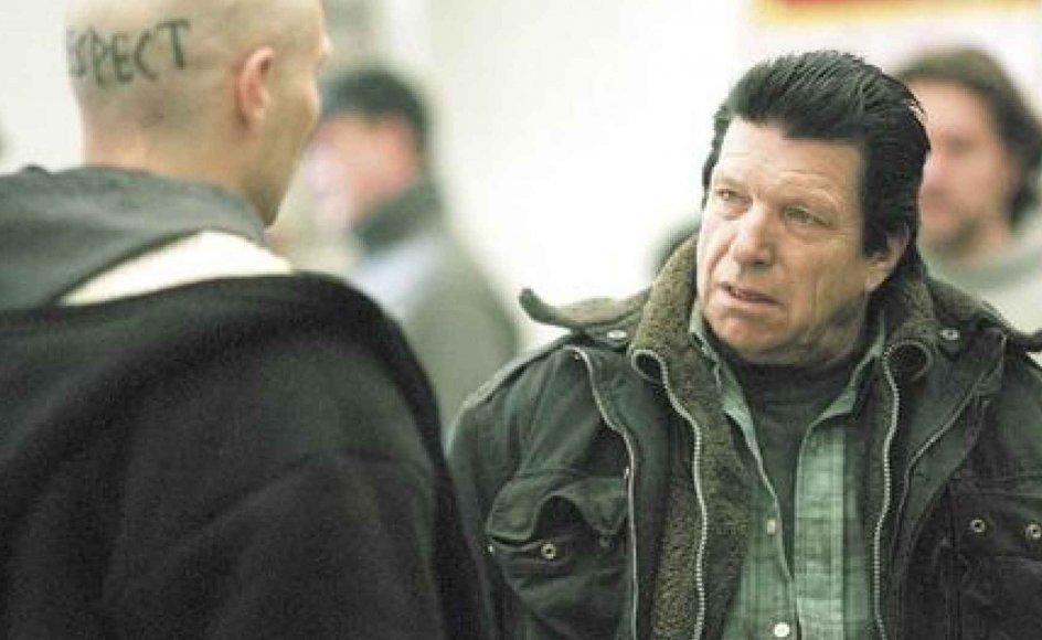 """Det er svært at blive rigtig grebet af fortællingen om den kriminelle Tonny og alle hans problemer. Så """"Pusher 2"""" ender som en kuldslået gangsterfilm. (Foto fra filmen)"""