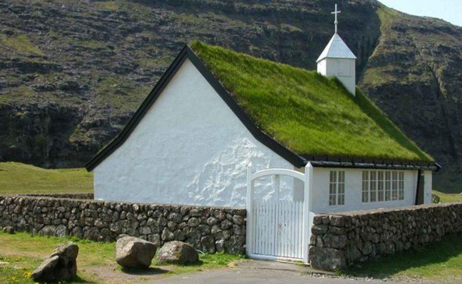 Kingos salmer har haft stor betydning på Færøerne.