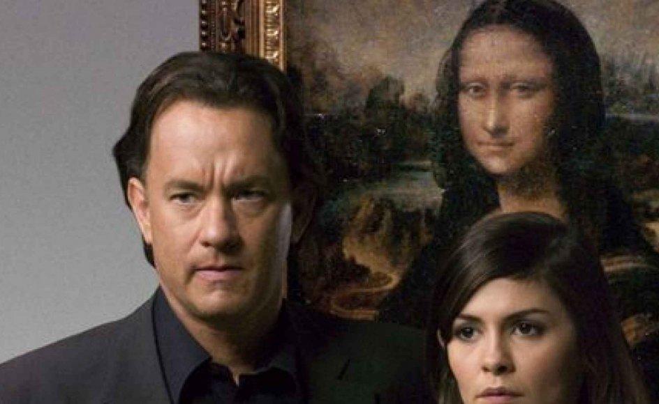 """Har man læst """"Da Vinci Mysteriet"""", vil man næppe finde filmen særlig spændende. -- Foto: Nordisk Film."""