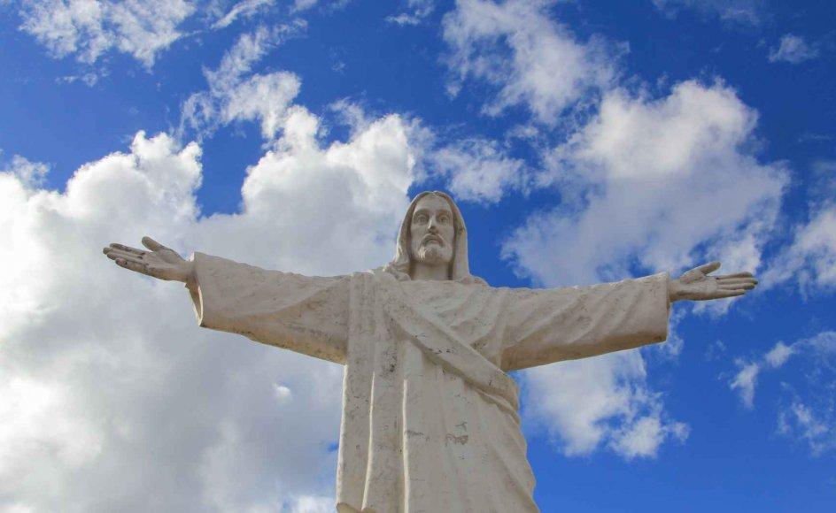 Jesus var ifølge Det Ny Testamente en evig søn af Gud, der blev menneske.