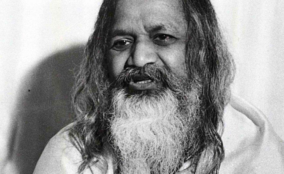 Maharishi Mahesh Yogi vil fremover koncentrere sig om stilheden. – Arkivfoto.