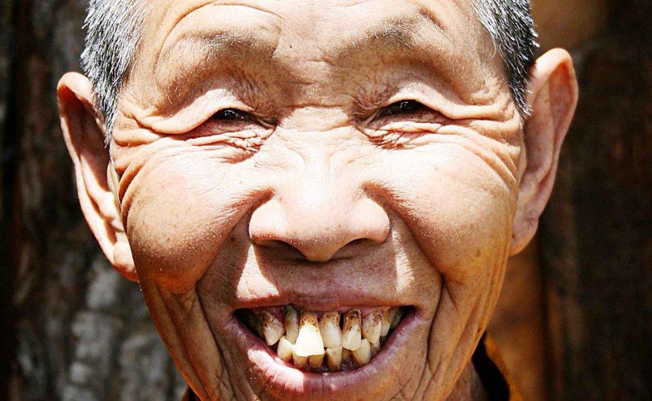 Bhutanesere er generelt lykkelige. Bhutan udvikler netop nu et sæt indikatorer i forsøget på at måle landets bruttonationallykke. –