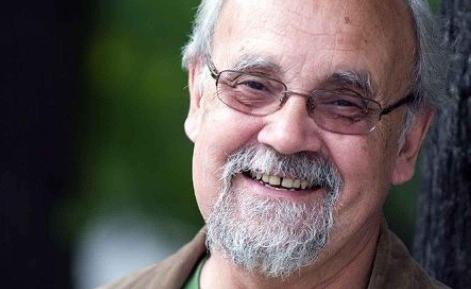Korshærschef Bjarne Lenau Henriksen. –