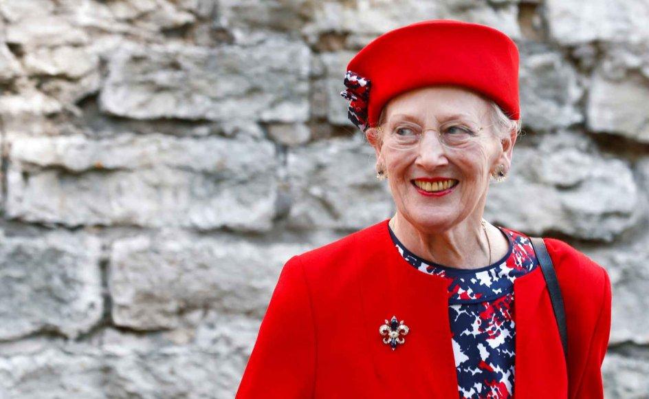 Hendes Majestæt Dronningen blev interviewet af Erik Bjerager i år 2000, da hun fyldte 60 år. Her kan du læse det fulde interview.
