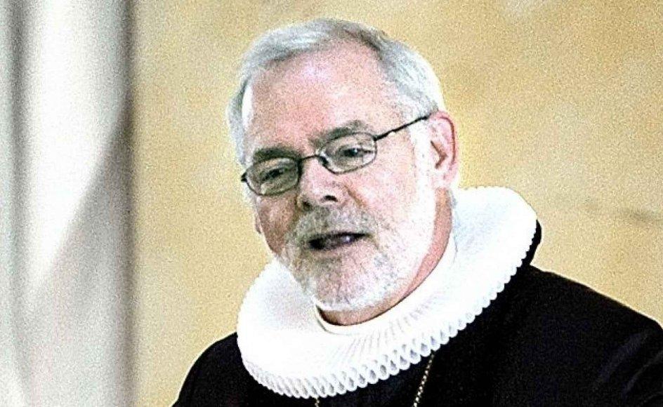 Biskop Steen Skovsgaard vil ikke bruge det nye ritual.
