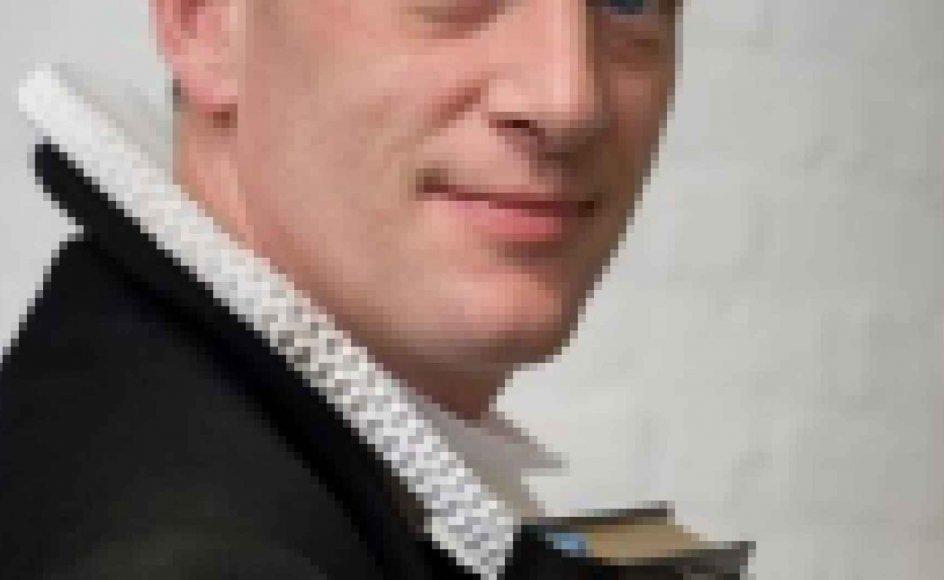 Jacob Ørsted er sognepræst ved Helligåndskirken i Flensborg.