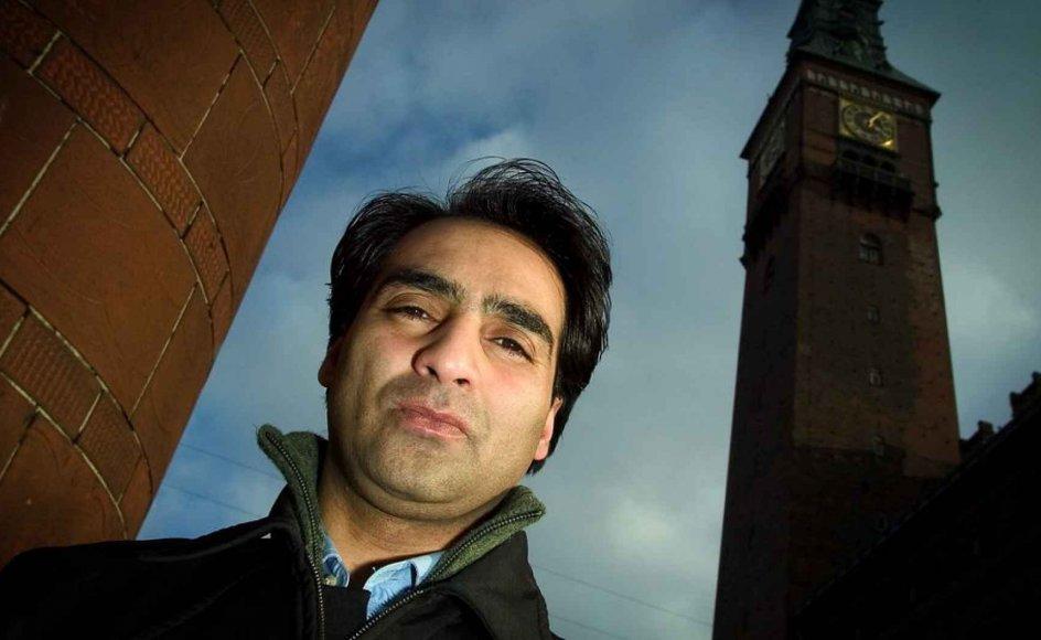 integrationskonsulent og forfatter Mohammad Rafiq(arkiv).