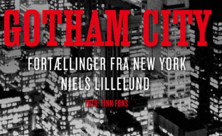 "Michael Bach Henriksen anmelder Niels Lillelunds bog: ""Gotham City"""