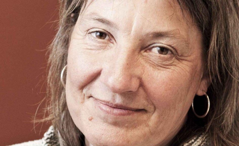Lotte Hvas, læge og næstformand i Det Etiske Råd. Foto: Det Etiske Råd.