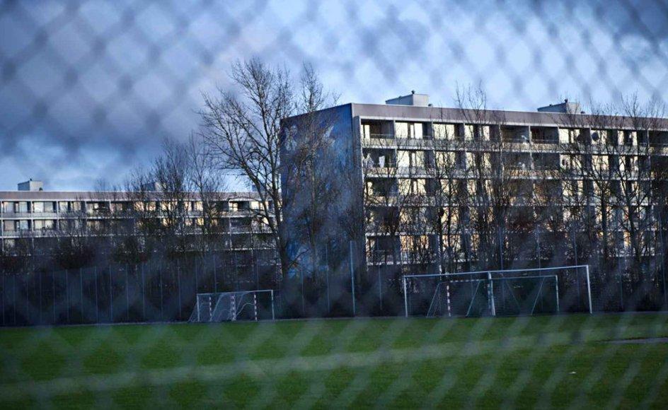 Grupper af unge kristne flytter til de danske ghettoer. Vær varsom med missionen, advarer Danske Kirkers Råd. Her er det Gellerup Parken i Aarhus.