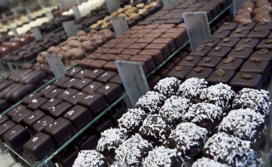 Chokoladen bliver snart en dyr fornøjelse