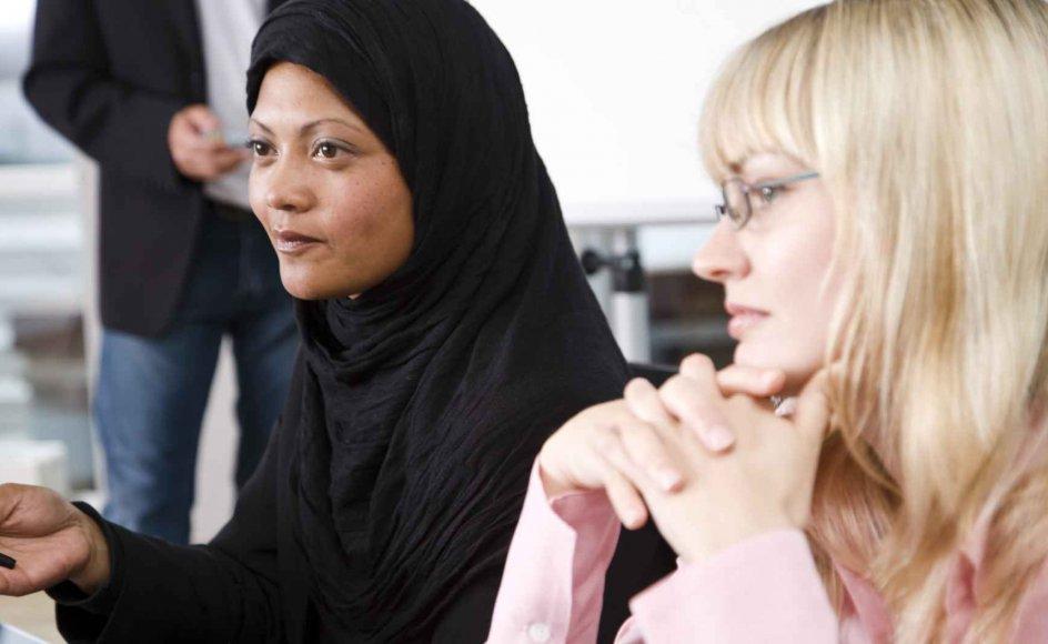 """""""Men det største problem, der stadigvæk eksisterer for os muslimske kvinder i Danmark er, at vi ikke bliver taget alvorligt som enkeltpersoner, men skåret over en kam af kvindebevægelsen som etniske stakler i et muslimsk bur"""" skriver dagens kronikør, Safia Aoude."""