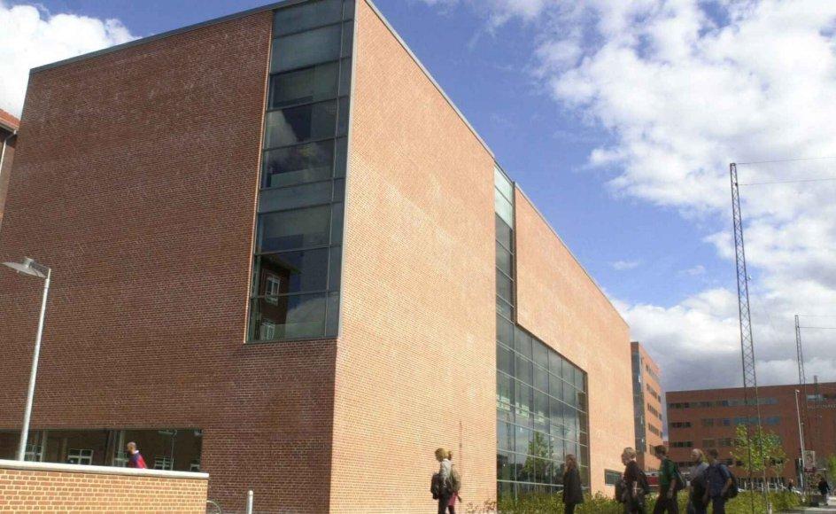 Århus Universitet, Det Teologiske Fakultet.