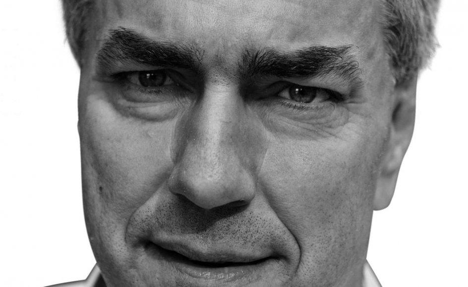 Kurt Strand kommenterer sagen om Lars Løkke Rasmussen rygerkabine.