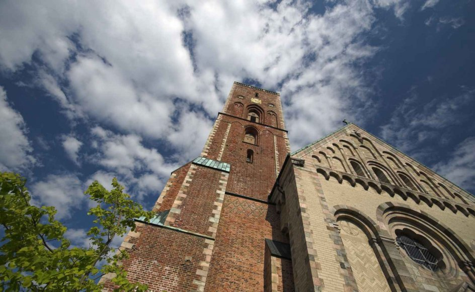 Vinder af konkurrencen om Danmarks mest seværdige kirke: Ribe Domkirke
