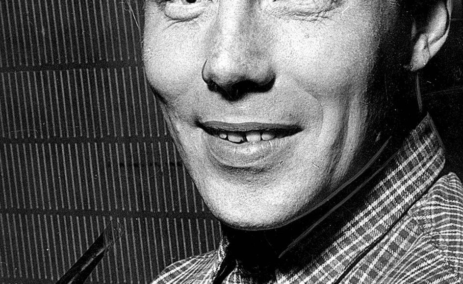Forfatter Ole Sarvig