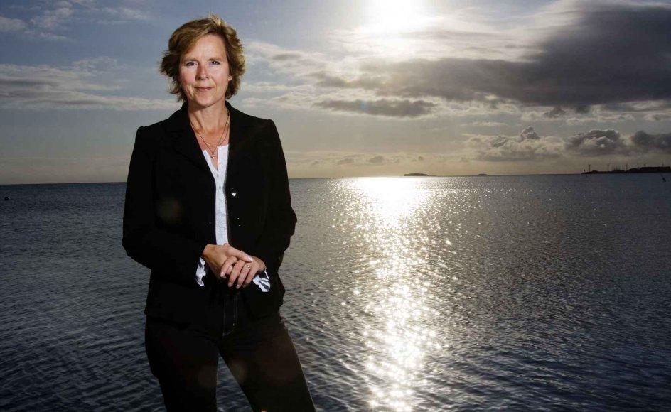 EU-kilmakomissær Connie Hedegaard vil idag i København fremlægge er rapport om global bæredygtighed fra et 22 personer stort FN-panel