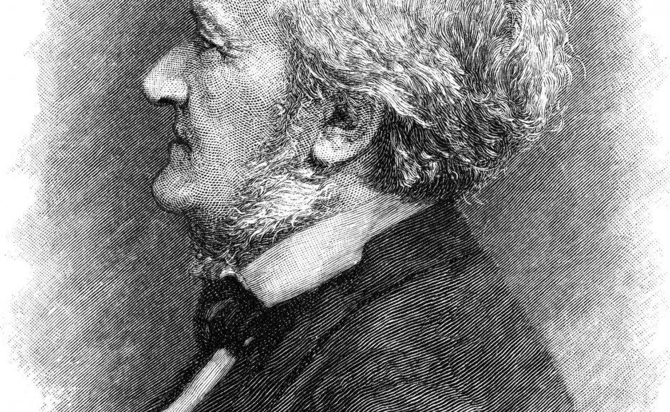 Richard Wagner var kendt for sin storladne musik og berygtet for sine anti-semitiske holdninger.