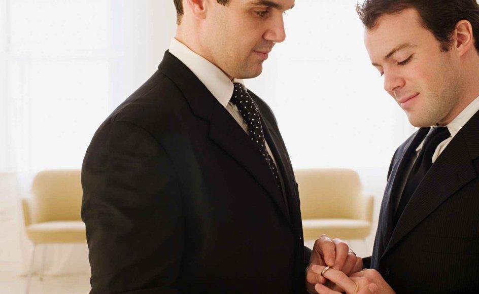 Ifølge en undersøgelse foretaget af Kristeligt Dagblad,  tyder det på, at homoseksuelle vielser ikke længere deler befolkningen.