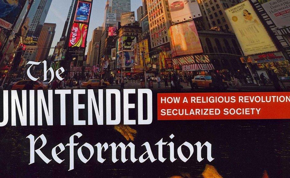 Ny bog om reformationen giver delte meninger blandt de amerikanske anmeldere.