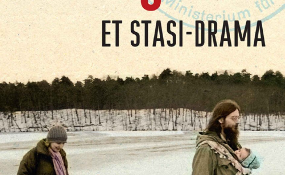 Mikael Busch: Knud og Vera. Et Stasi-drama. 347 sider. 300 kroner. People's Press.