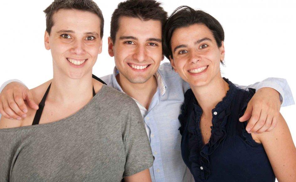 Danske søskende holder sammen. En ud af tre bor i umiddelbar nærhed af deres søskende, mens godt en tredjedel bor i samme landsdel.