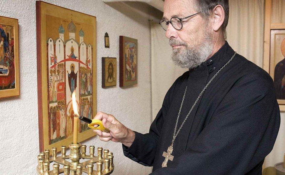 """Der eksisterer i den ortodokse kirke ingen """"certificering"""" af åndelige vejledere, som Peter Høeg påstår, skriver Poul Sebbelov"""