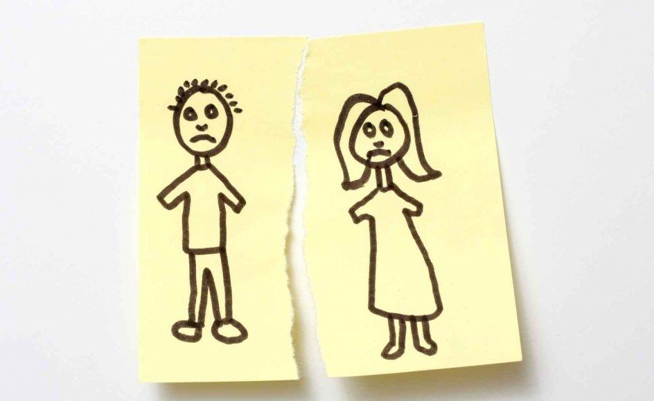 Støttet af den tyrkiske stat forsøger tyrkiske menigheder at forebygge skilsmisser
