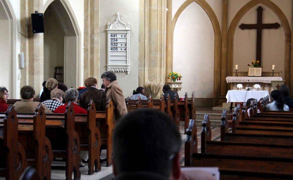 Ifølge en ny undersøgelse, der er blevet offentliggjort i Tyskland, er individualister ofte mere religiøse end resten af befolkningen i samfund, hvor religion spiller en lille - eller slet ingen - rolle i det offentlige rum.