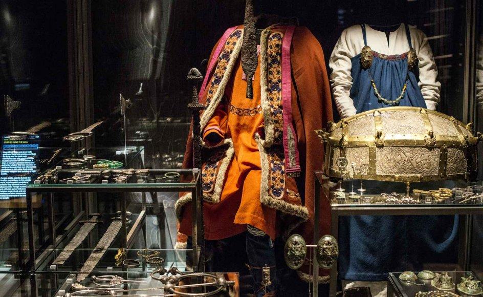 Udstillingen viser mange enestående genstande og nye fund fra hele 12 lande. Den er realiseret i samarbejde med British Museum i London og Museum für Vor- und Frühgeschichte, Staatliche Museen zu Berlin.