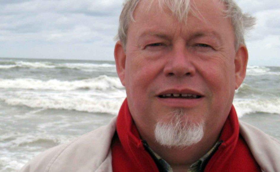 Ifølge Anders Christian N. Christensen, folklorist ved Dansk Folkemindesamling, er det en gammel tradition at sige 7-9-13, men et nyt fænomen at blive gift på specielle datoer som den 07.09.2013. Privatfoto.