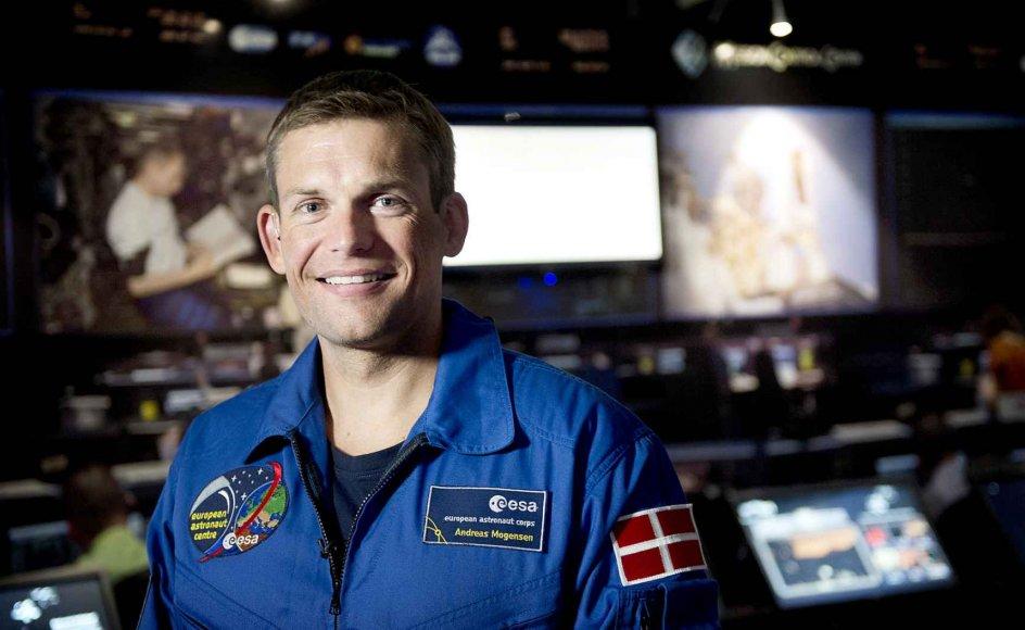 Den danske astronaut Andreas Mogensen er blevet tildelt en mission til Den Internationale Rumstation ISS i september 2015. Han skal efter planen sendes op med et russisk Soyuz-rumfartøj fra Kasakhstan. –