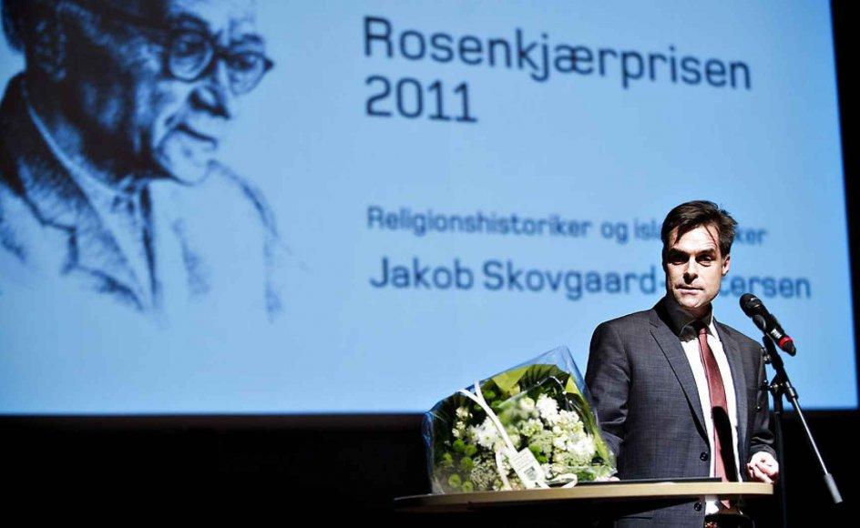 Hvor sympatisk og vidende jeg end finder Skovgaard-Petersen, er han i forhold til islamkritikken og islam i Vesten ikke en mand, man bør basere sin omverdensorientering på, skriver Lone Nørgaard,