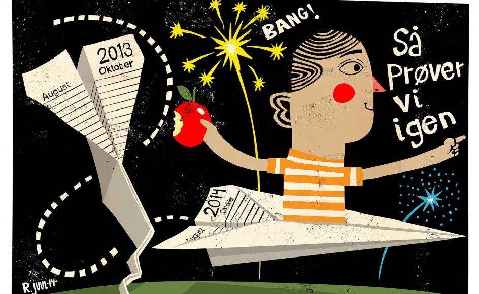 Overgangen fra det forgangne til det nye år, er for mange mennesker en mulighed for at gøre op med dårlige vaner.