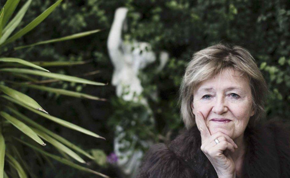 """""""Køn og ligestilling er et af de største forandringsspor i danmarkshistorien, men det glemmes ofte,"""" mener Elisabeth Møller Jensen. –"""