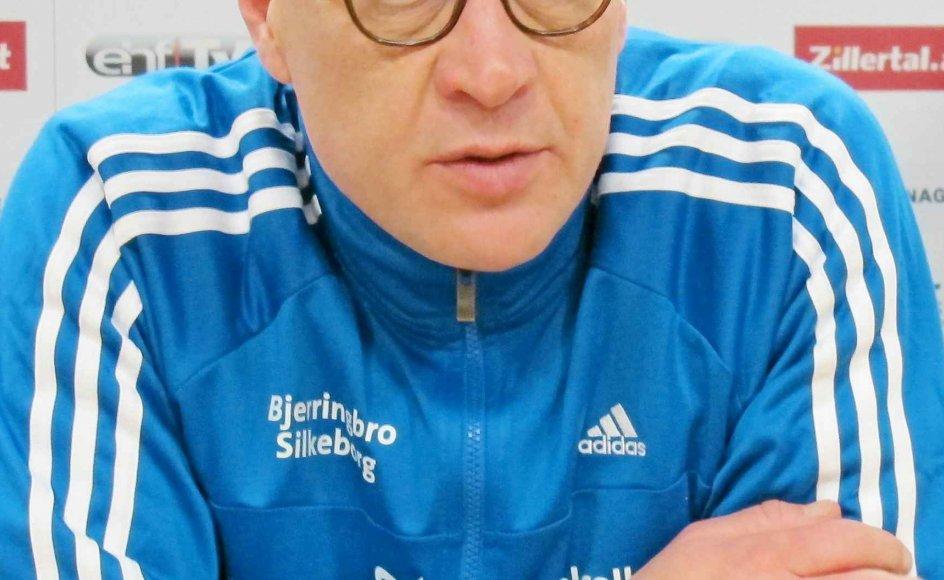 Carsten Albrektsen var sygemeldt med stress i fem måneder. –